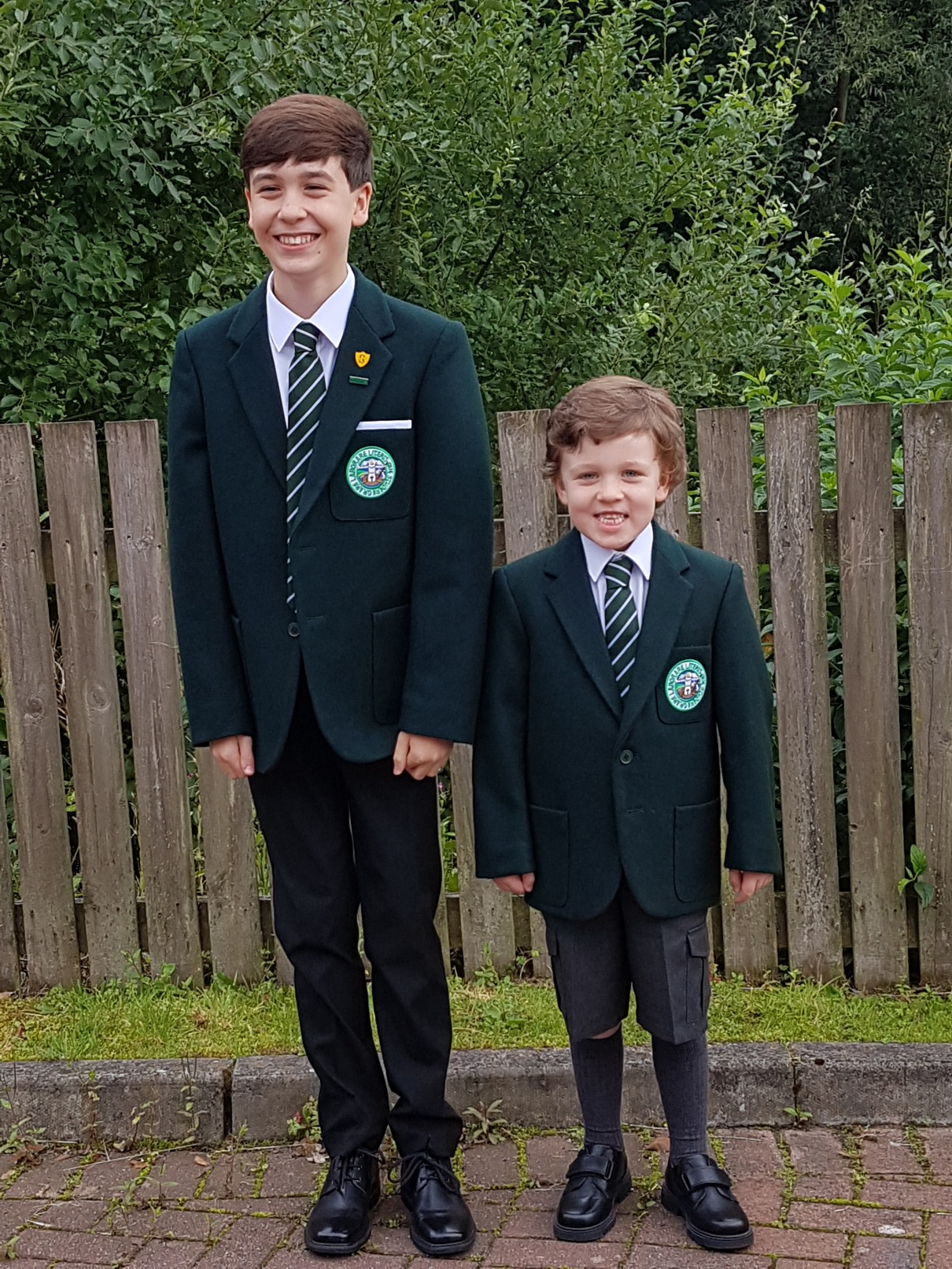 St Columba's Back to School Aug 2018