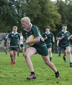 Rugby Under-16's Scottish Cup Progress