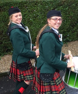 Pipe Band Fundraiser