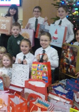 Junior School Christmas Appeal