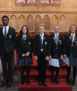 Honours Assembly 5th October 2015