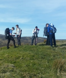 DofE Bronze Expedition Training