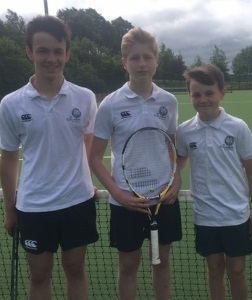 Senior School Boys Tennis Championships