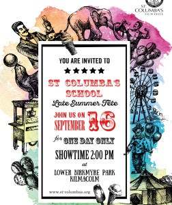 Late Summer Fete