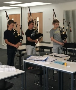 Pipe Band Summer School