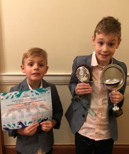 Inverclyde Amateur Swimming Club Awards