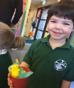 An 'Egg'citing Time for Early Years