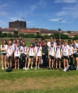 Inverclyde District Athletics
