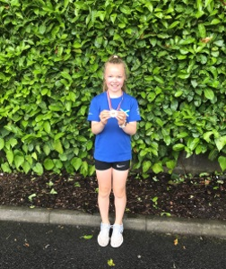 Eleanor Competes in County Cup