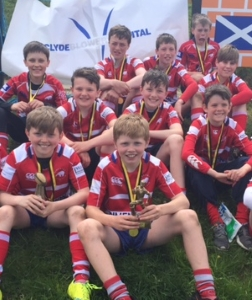 Birkmyre P7s win Tournament