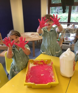 Early Years' Summer Club