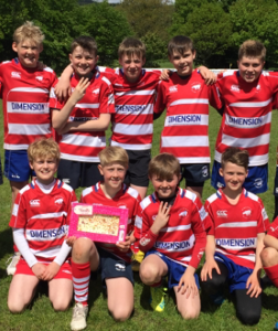 Birkmyre P7s win 3rd and final tournament