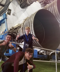 Ewan's Trip to NASA