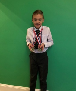 Medals For Archie