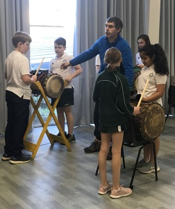 J6 Drumming and Dance Workshop