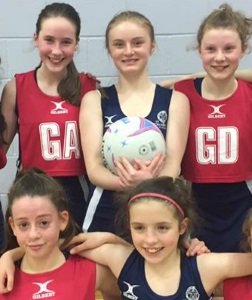 Scottish Schools Netball Cup