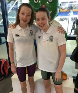 Scottish Schools Swimming Champs
