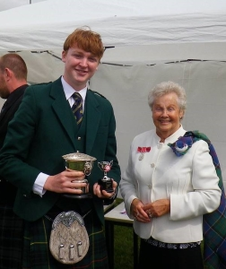 Best Ayrshire Piper