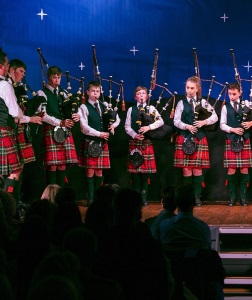Pipe Band Announces New Sponsor