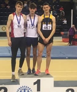 Scottish Schools' Athletics Association Indoor Championships