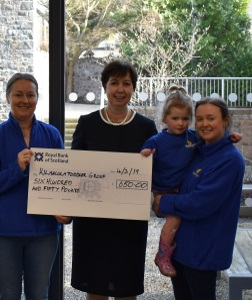 Donation to Kilmacolm Playgroup & Toddlers