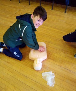 DofE Outdoor First Aid Training