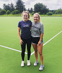 Former Pupil, Imogen Davies, Helps Scottish U21 Team Win  EuroHockey Junior Championship II