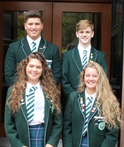 Introducing our new House and Sports Captains
