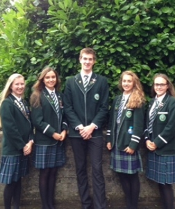 Pupils excel at Highers