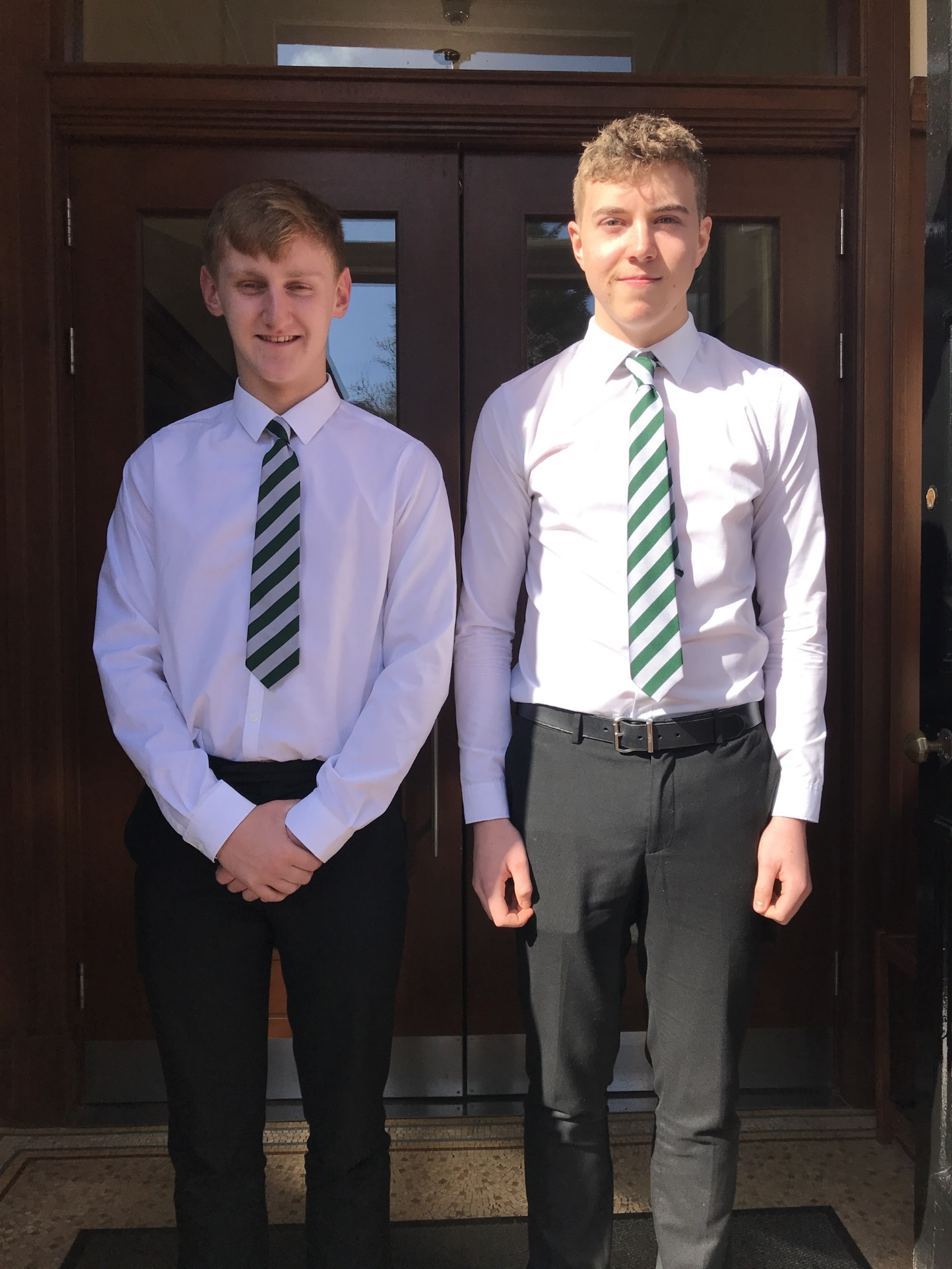 St Columba's Pupil Accepted for Headstart Engineering Course