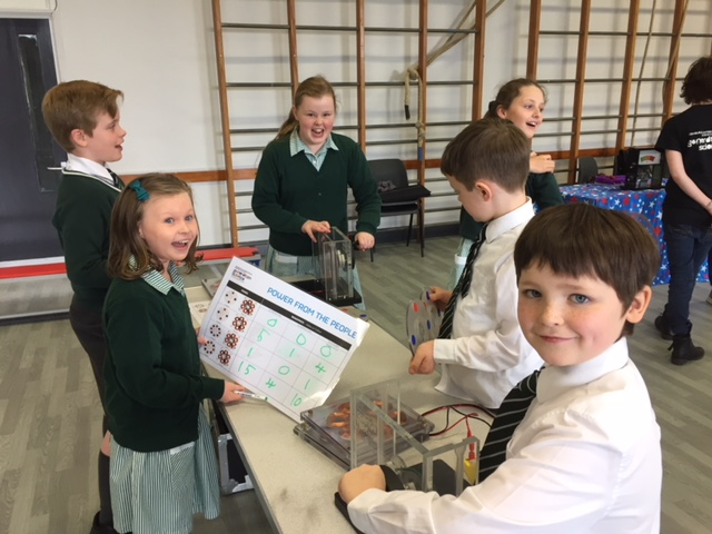 St Columba's Generation Science