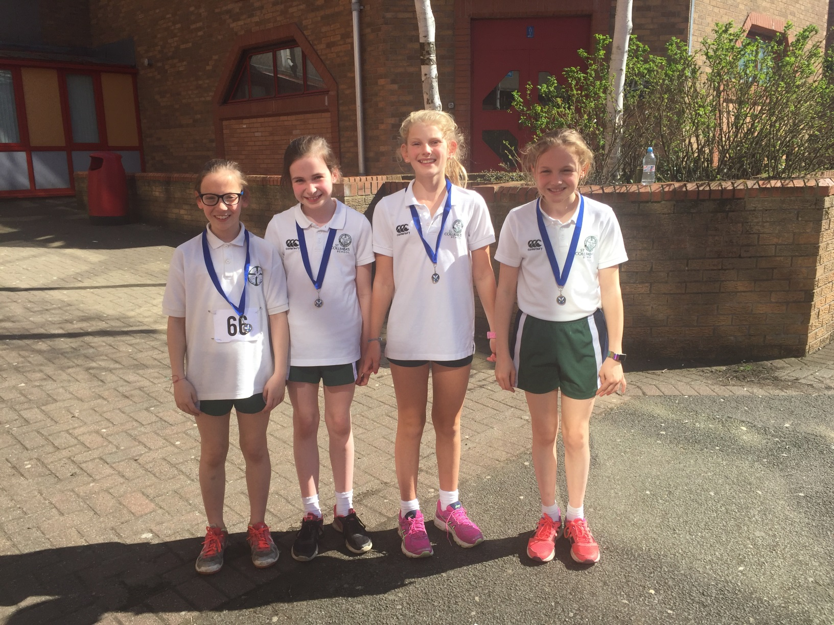 St Columba's Primary Schools' Cross Country Championships
