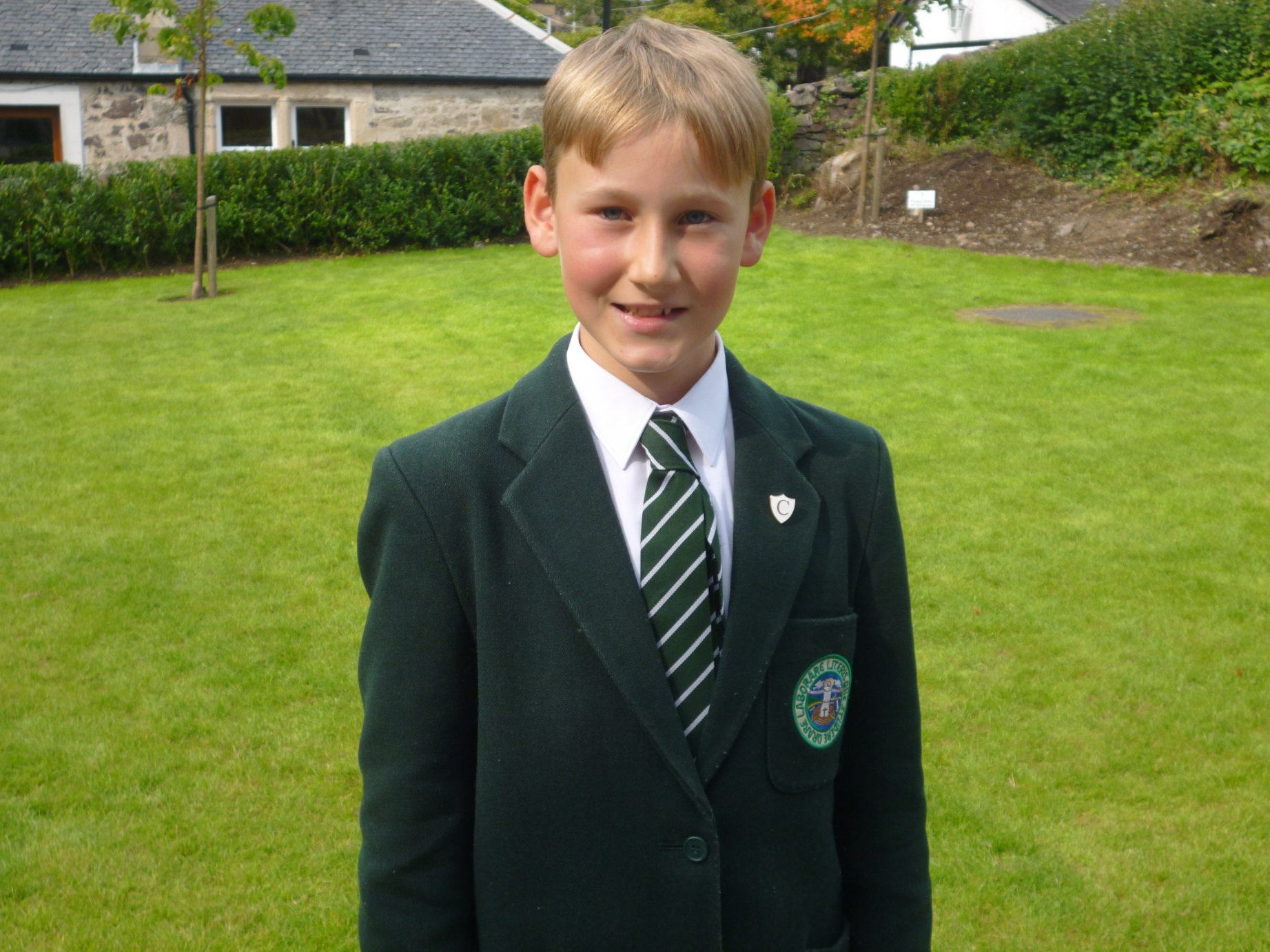 St Columba's Pupil Fundraises for Cancer Research