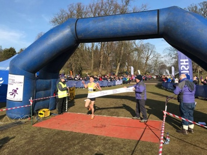 St Columba's School U15 Cross Country Championships