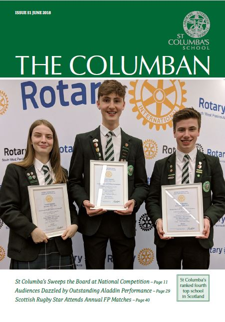 St Columba's The Columban Issue 51