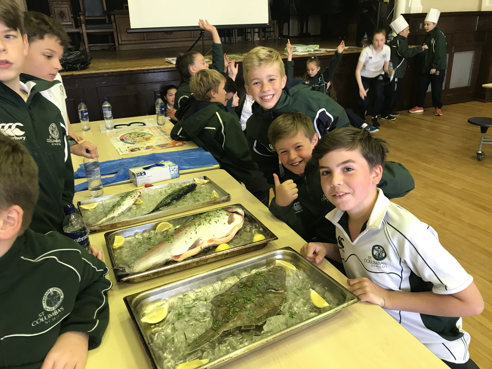 St Columba's Healthy Living