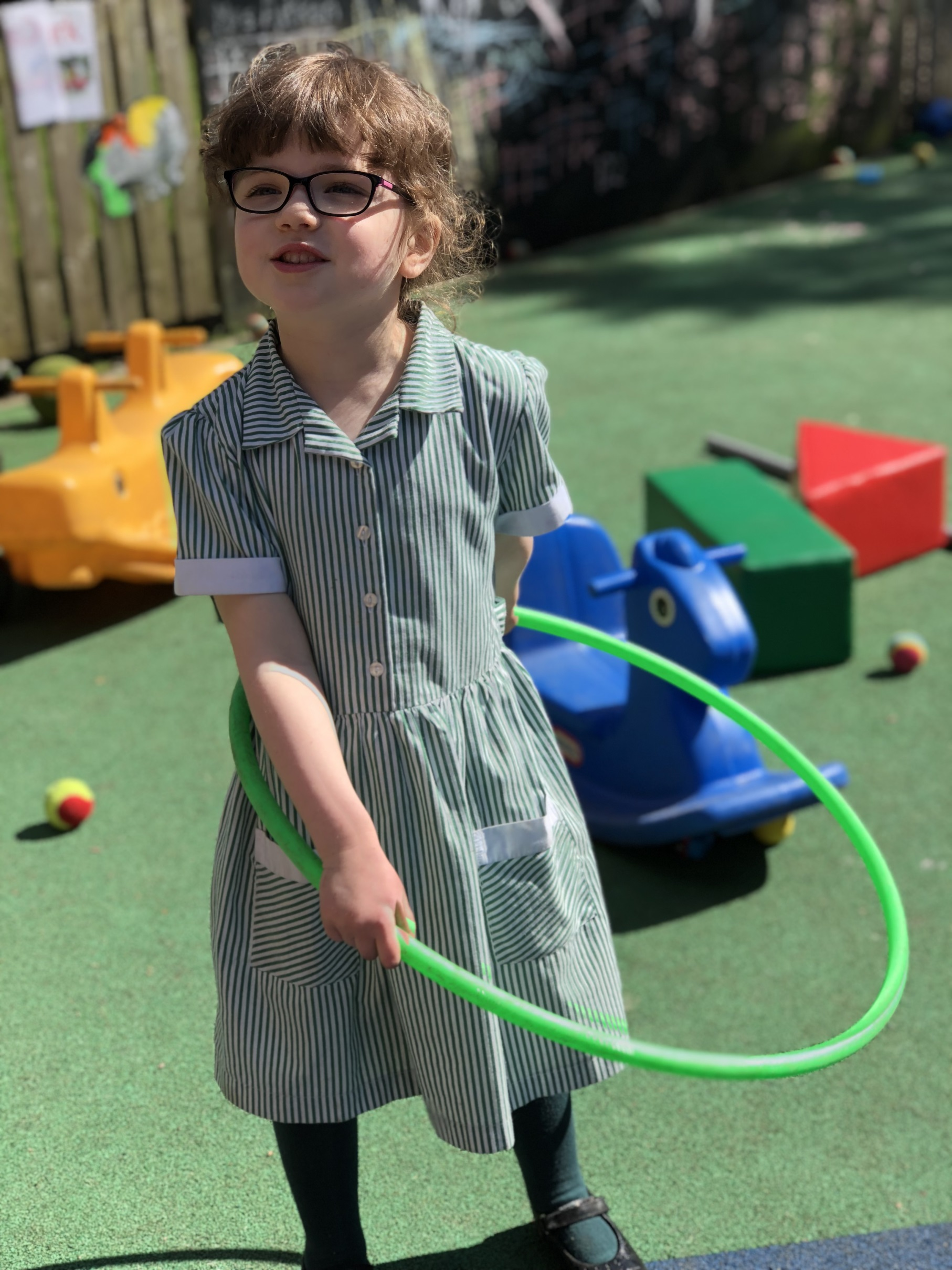 St Columba's Early Years' Summer Club
