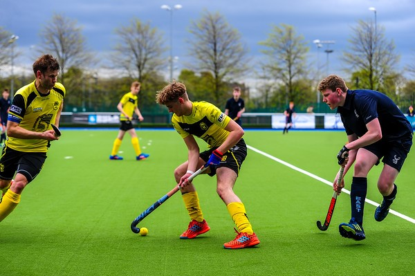 St Columba's Hockey Success