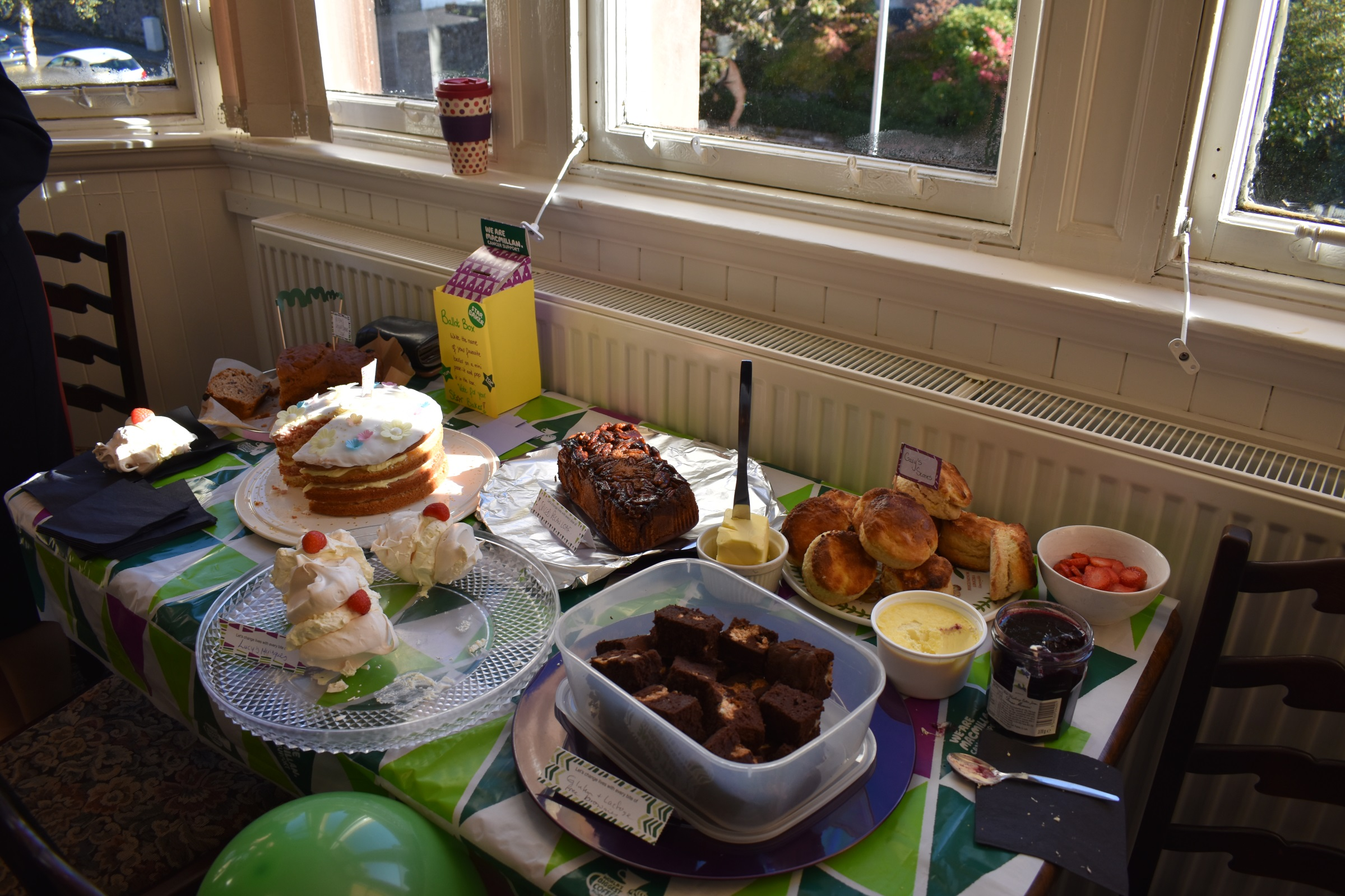 St Columba's Charity Coffee Morning
