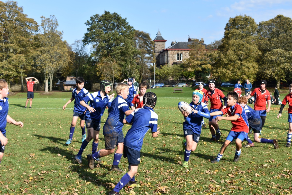 St Columba's Transitus Rugby Tournament