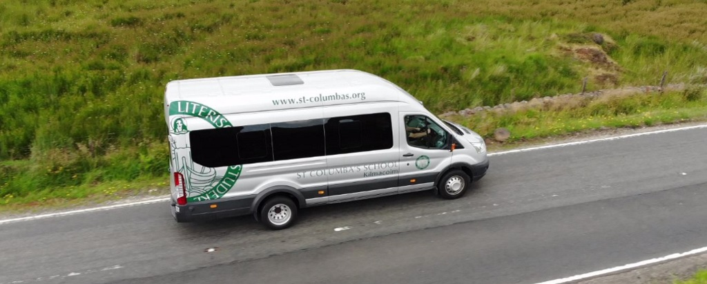 St Columba's Transport and School Buses